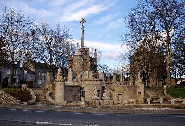 Les Fontaines de Notre-Dame de Pitié