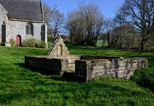 La Fontaine de la Chapelle Saint-Urlo