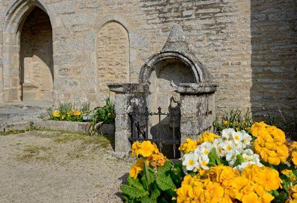 La Fontaine de Sainte-Anne de Trémalo