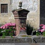 La Fontaine rue Principal