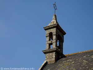 Clocher de la Chapelle St-Nicodème ou N-D de la Rosée