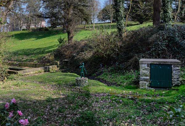 La Fontaine du Val Saint-Rieul