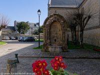 La Fontaine Notre-Dame