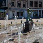 """La Fontaine """" La Grande Matinée"""""""