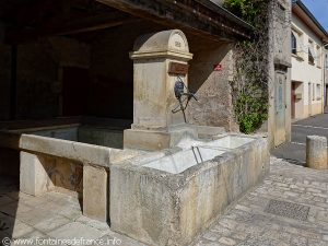 La Fontaine Marius