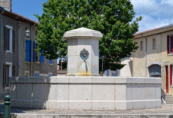 La Fontaine Avenue de la Libération