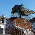 """La Fontaine """"Jaillissement"""""""