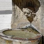 La Fontaine des Chérubins au Chien