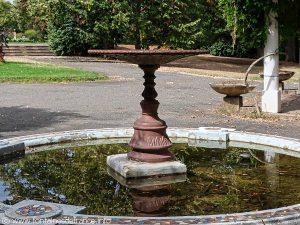 La Fontaine Parc Jean Jaurès