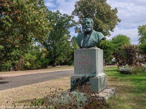 Buste de Jean Jaurès
