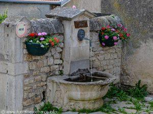 La Fontaine des Ecoles