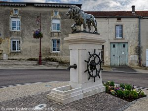 La Fontaine du Lion