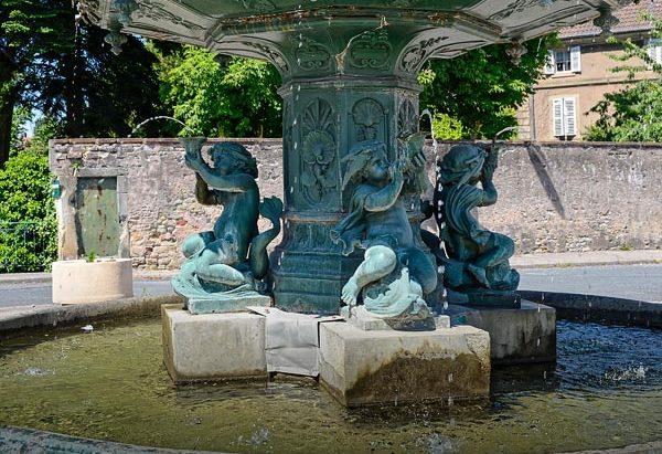 La Fontaine Place Leclerc