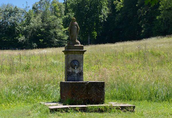 La Fontaine de la Chapelle de l'Hor
