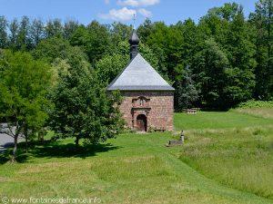 La Fontaine, La Chapelle, l'autel