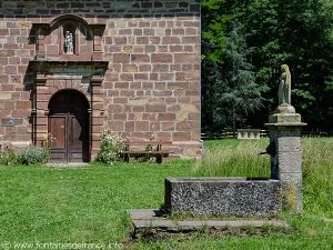 Portail de la Chapelle