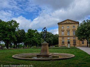 La Fontaine de la Naïade