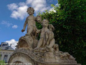 La Fontaine de l'Enfant au Poisson