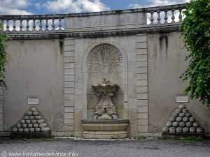 La Fontaine Cour de l'Hôtel de Ville