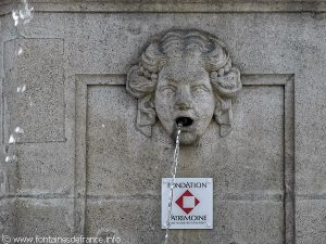 La Fontaine Place Duroc