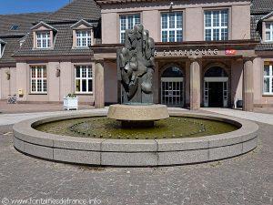 "Fontaine ""La Main de Cardot"""