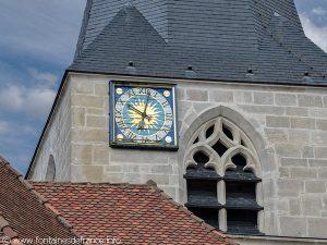 Horloge de l'Eglise