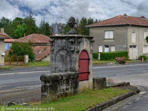 La Fontaine rue Nationale