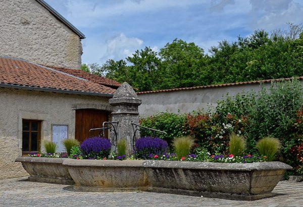 La Fontaine rue des Quatre Fils Aymon