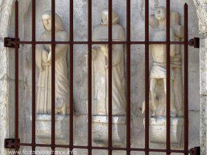 La Fontaine des Trois Saints