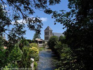 L'Eglise de Pamproux