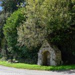 Fontaine de la Chapelle Ste-Barbe