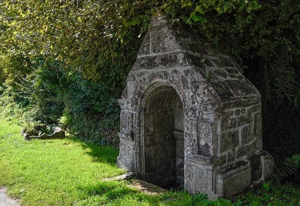 La Fontaine de la Chapelle Sainte-Barbe