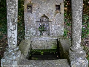 La Fontaine St-Armel