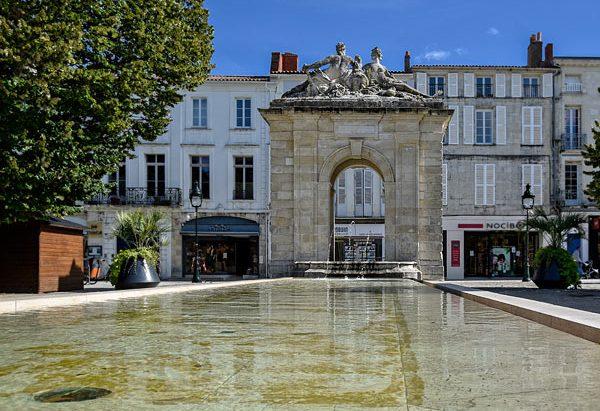 La Fontaine Place Colbert