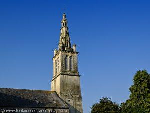 Le Clocher de l'église St-Just