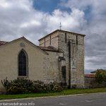 L'Eglise de Xanton-Chassenon