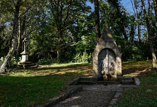 La Fontaine Saint-Côme et Saint-Damien
