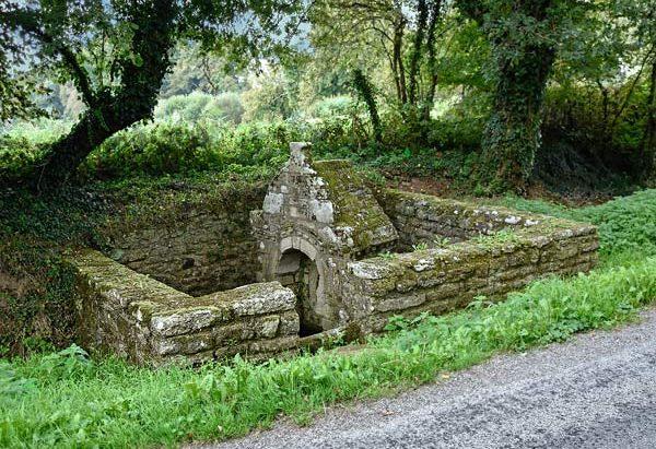 La Fontaine de Notre-Dame du Moustoir