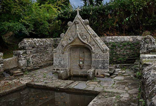 La Fontaine Saint-Mériadec
