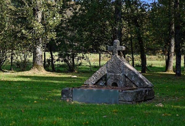 La Fontaine de la chapelle Notre-Dame de la Consolation