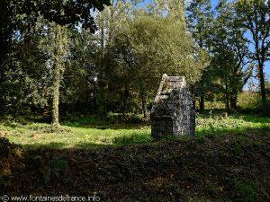 La Fontaine de Porh-Tramesse