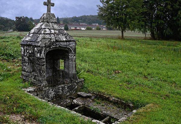 La Fontaine Sainte-Anne de Boduic