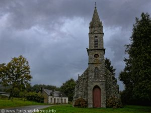La Chapelle Ste-Anne de Boduic