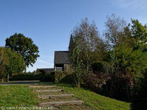 Chapelle St-Mérec vue de la Fontaine