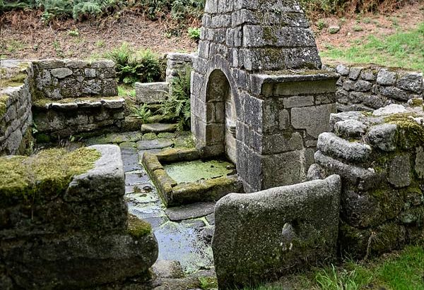 La Fontaine de la Chapelle Notre-Dame des Grâces