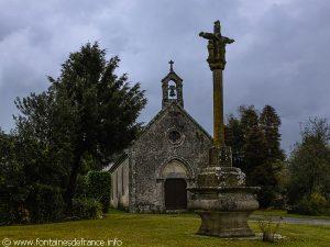 La Chapelle St-Eloi et le Calvaire
