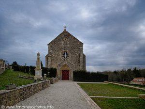 L'église de Paizay-le-Tort