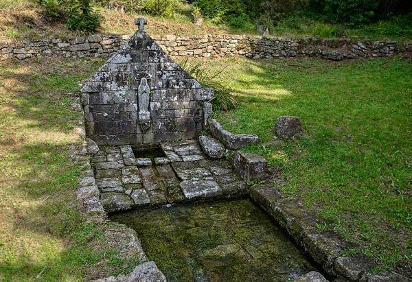 La Fontaine Notre-Dame de Locmaria
