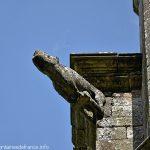 Un animal fantastique de la chapelle N-D de Locmaria