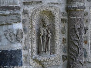 Statue de St-Guénin